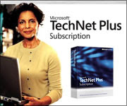 TechNet Plus Subscriptions
