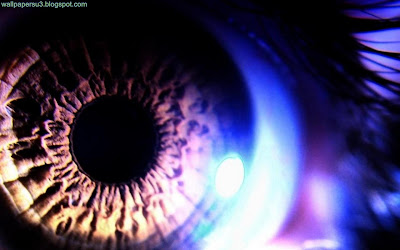 Eye 3D Standard Resolution Wallpaper