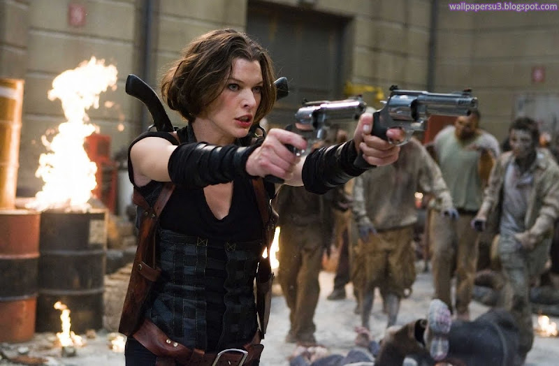 2010 Resident Evil After Life Widescreen wallpaper 5