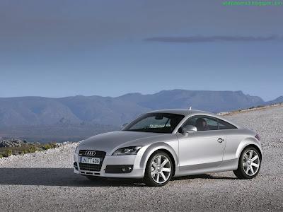Audi TT Standard Resolution wallpaper 5