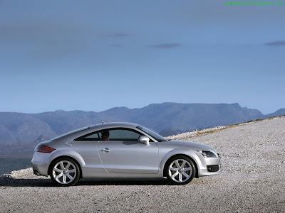 Audi TT Standard Resolution wallpaper 6