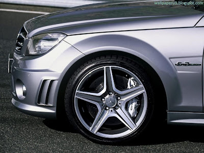 Mercedes Benz C Class Standard Resolution wallpaper 2