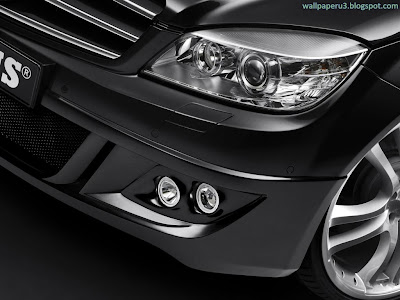 Mercedes Benz C Class Standard Resolution wallpaper 9