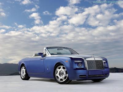 Rolls Royce Phantom Standard Resolution Wallpaper 1