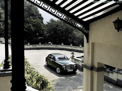 Rolls Royce Phantom Standard Resolution Wallpaper 5