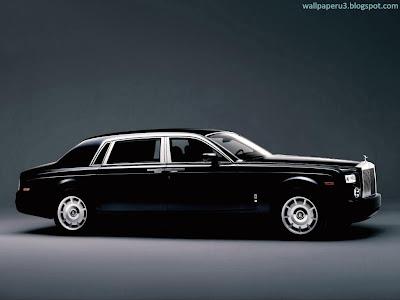 Rolls Royce Phantom Standard Resolution Wallpaper 9