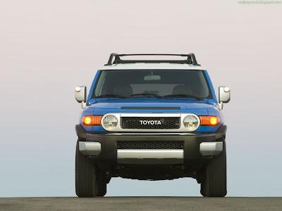Toyota FJ Cruiser Standard Resolution Wallpaper 2