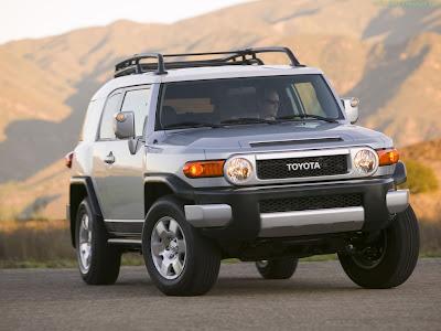 Toyota FJ Cruiser Standard Resolution Wallpaper 7