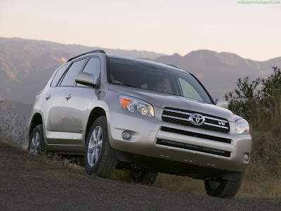 Toyota RAV4 Standard Resolution Wallpaper 3