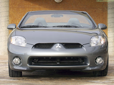 Mitsubishi Eclipse Spyder Standard Resolution Wallpaper 6