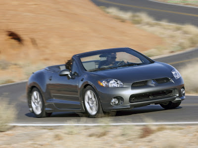 Mitsubishi Eclipse Spyder Standard Resolution Wallpaper 10