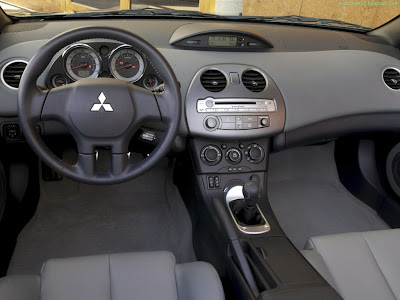 Mitsubishi Eclipse Spyder Standard Resolution Wallpaper 11