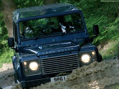 Land Rover Defender Standard Resolution Wallpaper 3