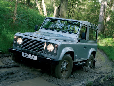 Land Rover Defender Standard Resolution Wallpaper 5