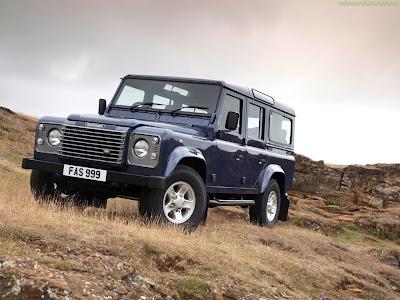 Land Rover Defender Standard Resolution Wallpaper 6