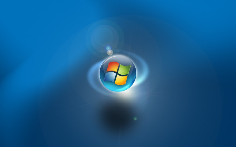 Windows Vista Widescreen Wallpaper 3
