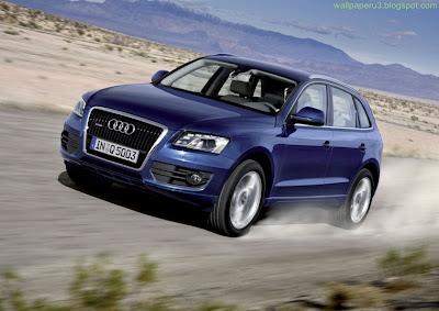 Audi Q5 wallpaper 4