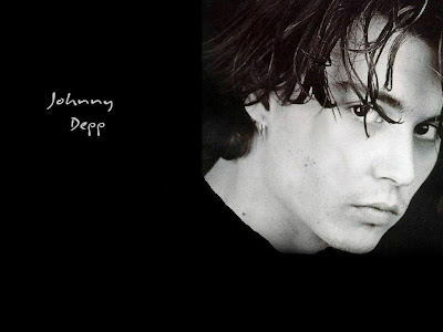 Johny Depp Standard Resolution Wallpaper 1