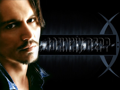 Johny Depp Standard Resolution Wallpaper 3