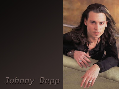 Johny Depp Standard Resolution Wallpaper 4