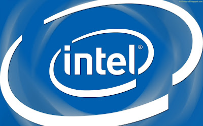 Intel Widescreen Wallpaper