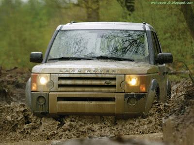 Land Rover LR3 Standard Resolution Wallpaper 14
