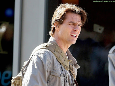 Tom Cruise Standard Resolution Wallpaper 2