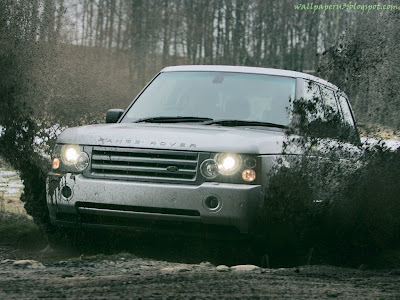 Range Rover Standard Resolution Wallpaper 4