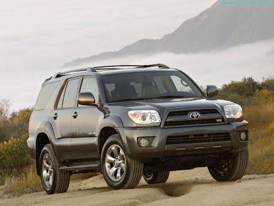Toyota 4runner Standard Resolution Wallpaper 9