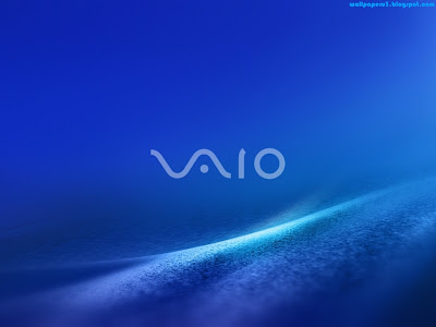 Sony Vaio Standard Resolution Wallpaper 19