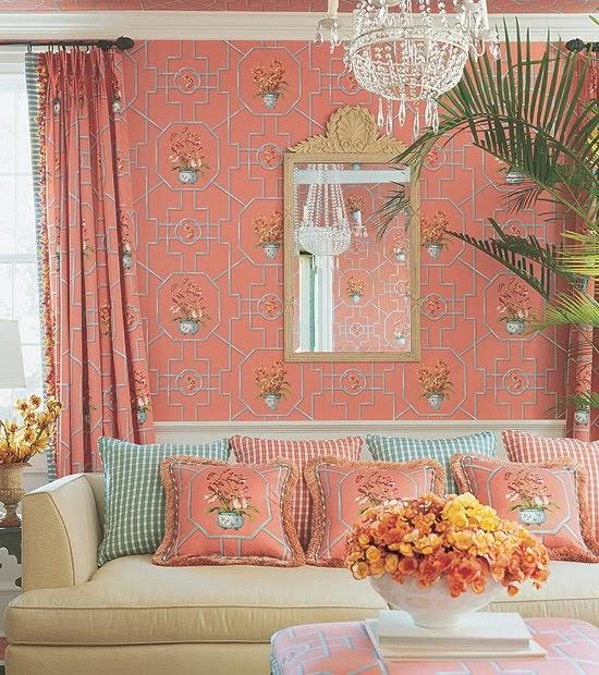 Thibaut Fabrics And Wallpapers: Cherish Toronto: Thibaut Wallpaper & Fabrics