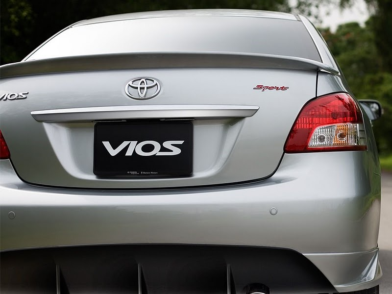 New Toyota Vios In Brunei