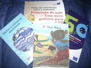Brinde Gratis Livros da Comissão Européia