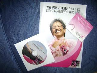 Brinde Gratis Kit Campanha Câncer de Mama