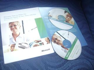 Brinde Gratis CD de Atualização Microsoft