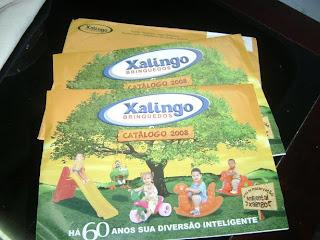 Brinde Gratis Catálogo Xalingo