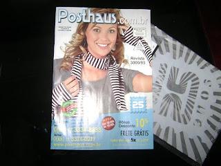 Brinde Gratis Revista Posthaus