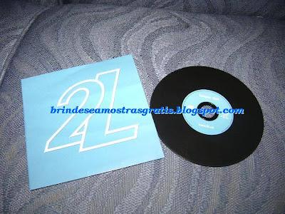 Brinde Gratis CD de Música Clássica