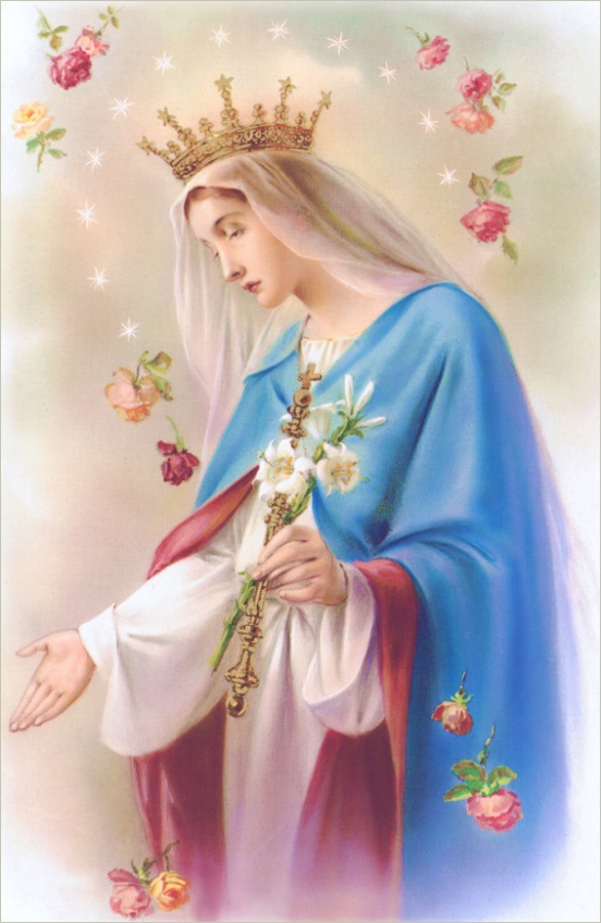blessed virgin mary - photo #12