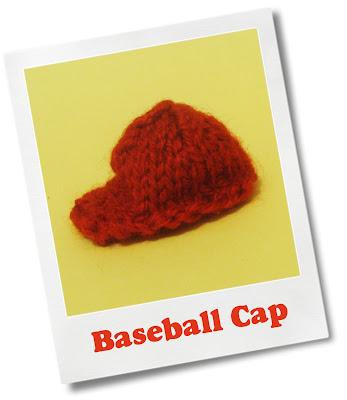 Jelly Bums Free Patterns Waistcoat Baseball Cap
