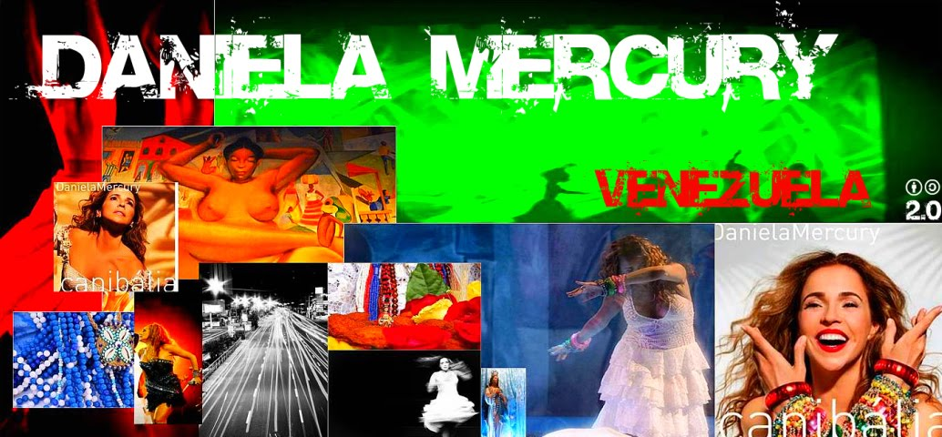 Daniela Mercury (Venezuela)