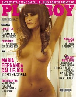 Fernanda Callejon Playboy