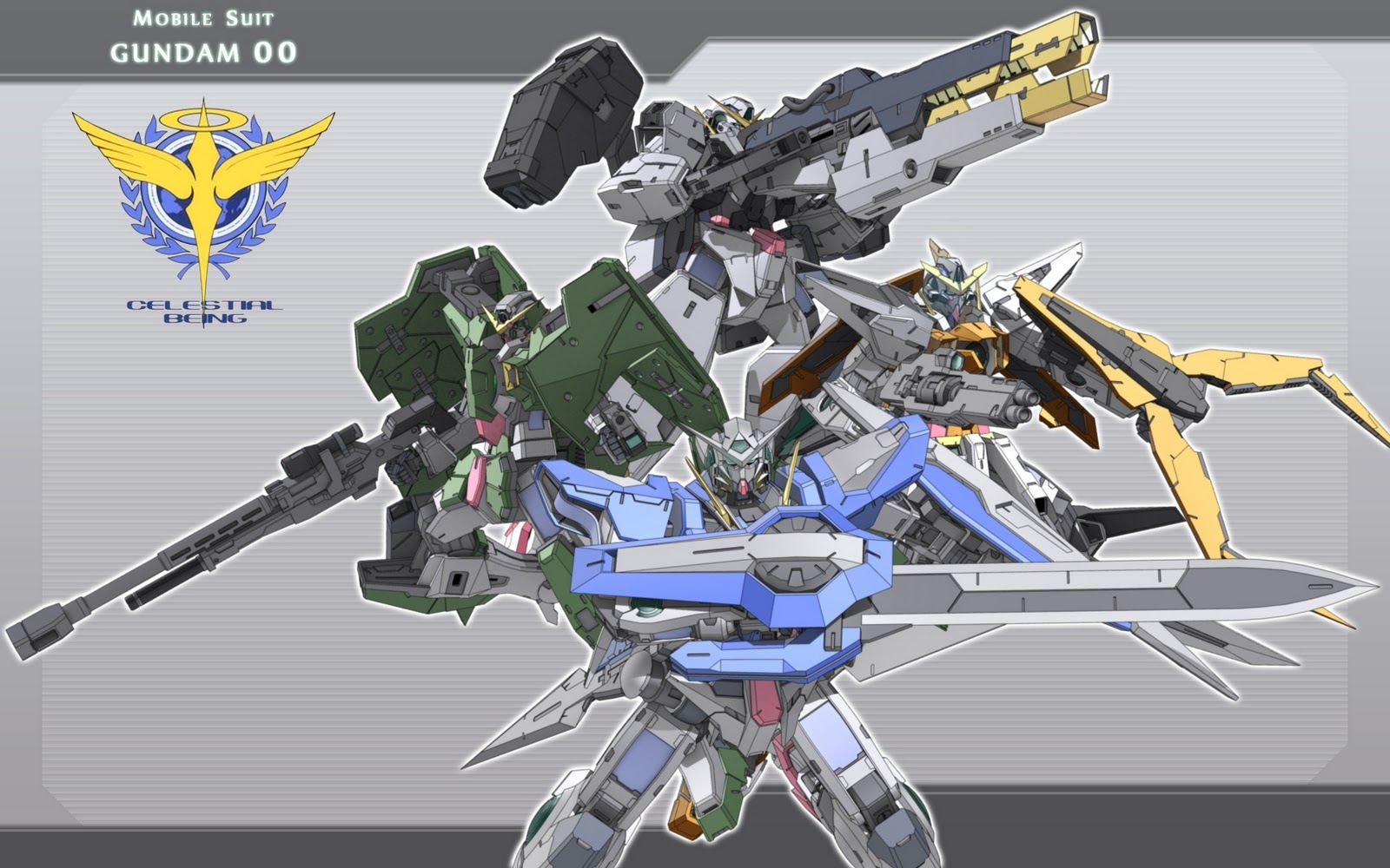 Gundam HD & Widescreen Wallpaper 0.64204309404399
