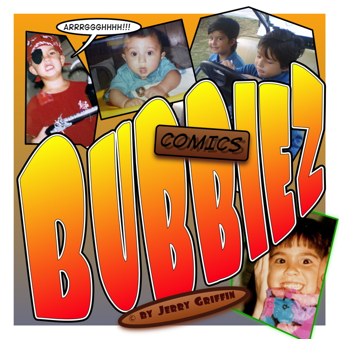 Bubbiez Comics