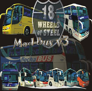 18 wheels mod bus v3