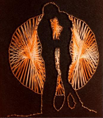 yarn string art - photo #17