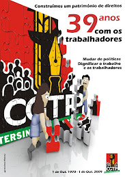 CGTP - 39 anos de Luta!