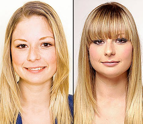Image of Hairstyle Round Chubby Face