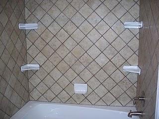 Creative Glaze Highlighter Light Dark Bathroom Concept Series Wall Floor Tiles