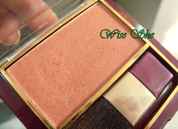 Lakme Pure rouge blusher honey bunch